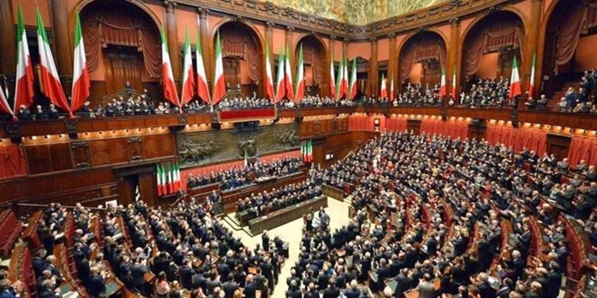 ¡Reforma histórica! Italia aprueba reducir su número de parlamentarios