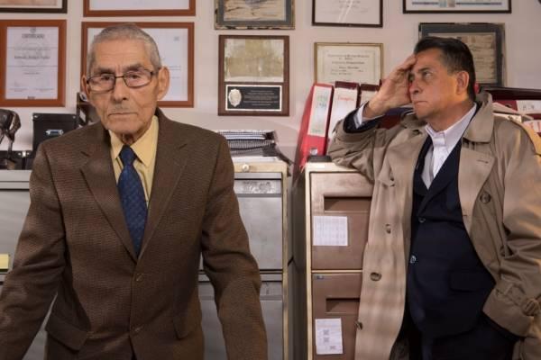 """""""El Agente Topo"""" representará a Chile en los Premios Goya"""