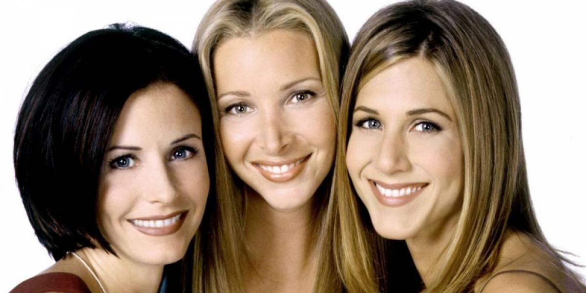 """El año 2020 empieza a mostrar buena cara y reúne a las chicas de """"Friends"""" en los Emmy"""