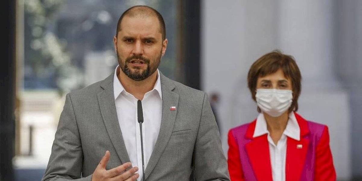 """Ministro Bellolio: """"Venezuela es una dictadura que viola sistemáticamente los DD.HH."""""""