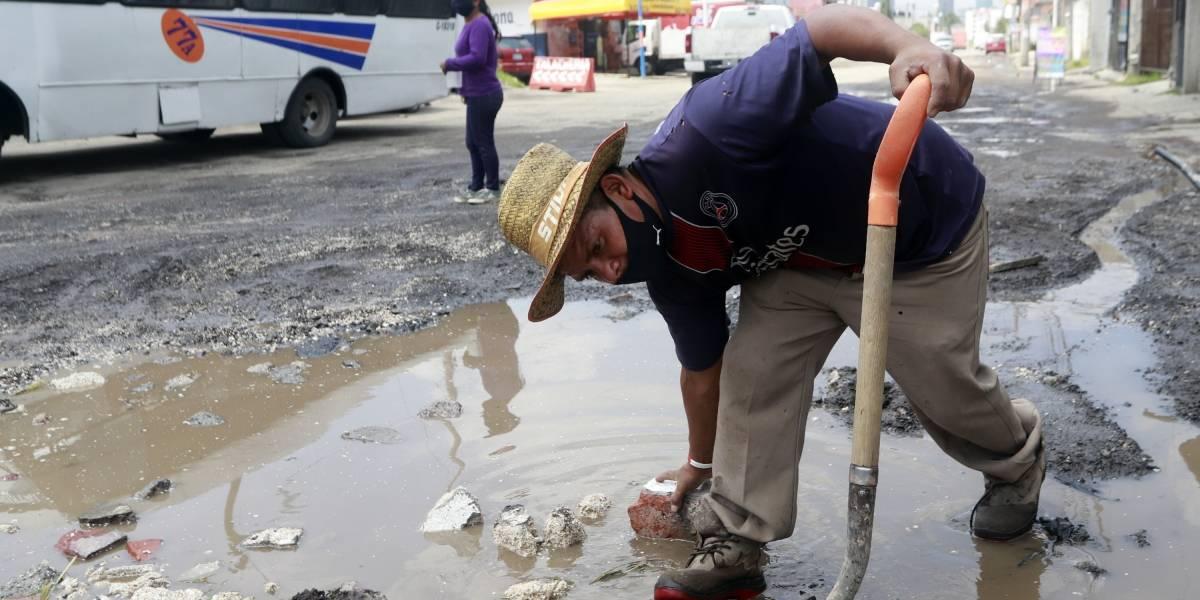 Lluvias afectan a 30 municipios de Puebla