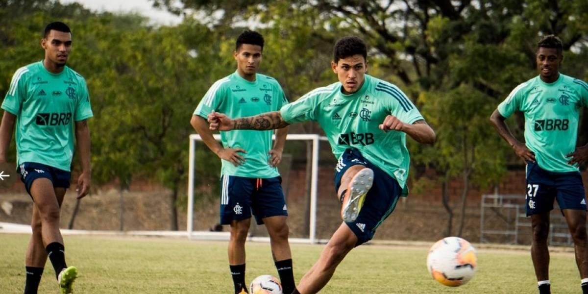Flamengo informa que 6 jugadores tienen Covid-19 previo al partido contra Barcelona SC