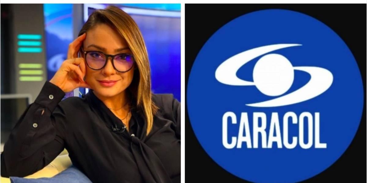 A Mónica Jaramillo la habrían despedido de Caracol, según famoso programa de televisión