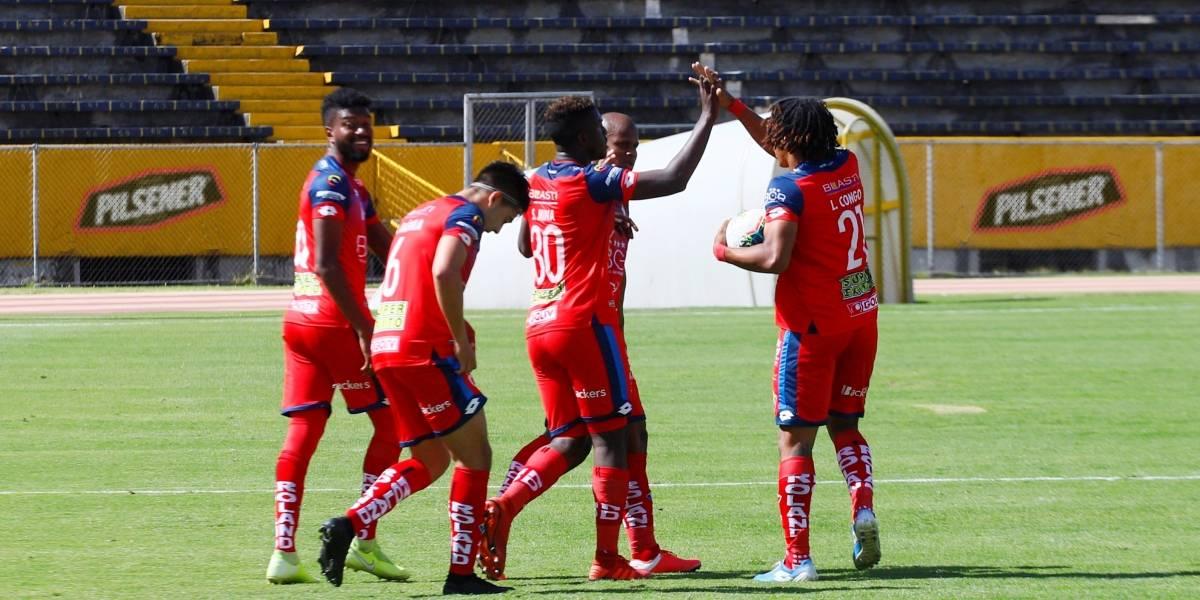 El partido suspendido entre Guayaquil City y El Nacional se jugará el 30 de septiembre