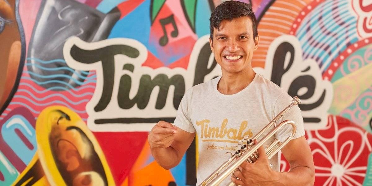 Un colombiano es ponente en el Foro Mundial de Empresas Sociales gracias a la salsa