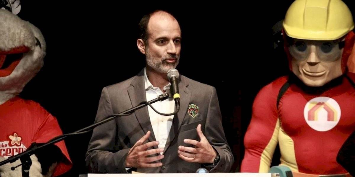 Fallece padre del directivo Guillermo Cantú