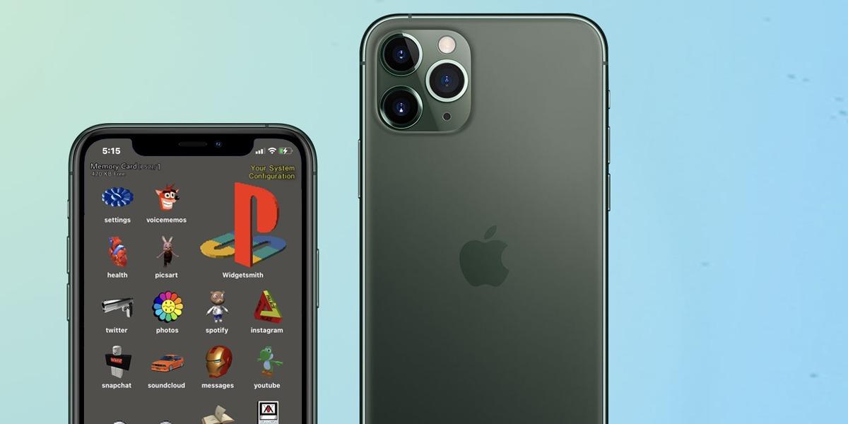 iOS 14 te deja convertir tu iPhone en un Android con íconos y widgets personales