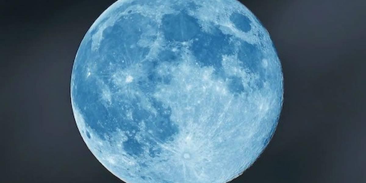 Última hora: la NASA anunció el descubrimiento de agua en la parte iluminada de la Luna y no conoce su fuente