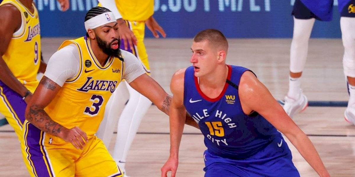 Denver Nuggets vs. Los Ángeles Lakers | EN VIVO ONLINE GRATIS Link y dónde ver en TV Final Conferencia Oeste NBA: Juego 3, canal y streaming