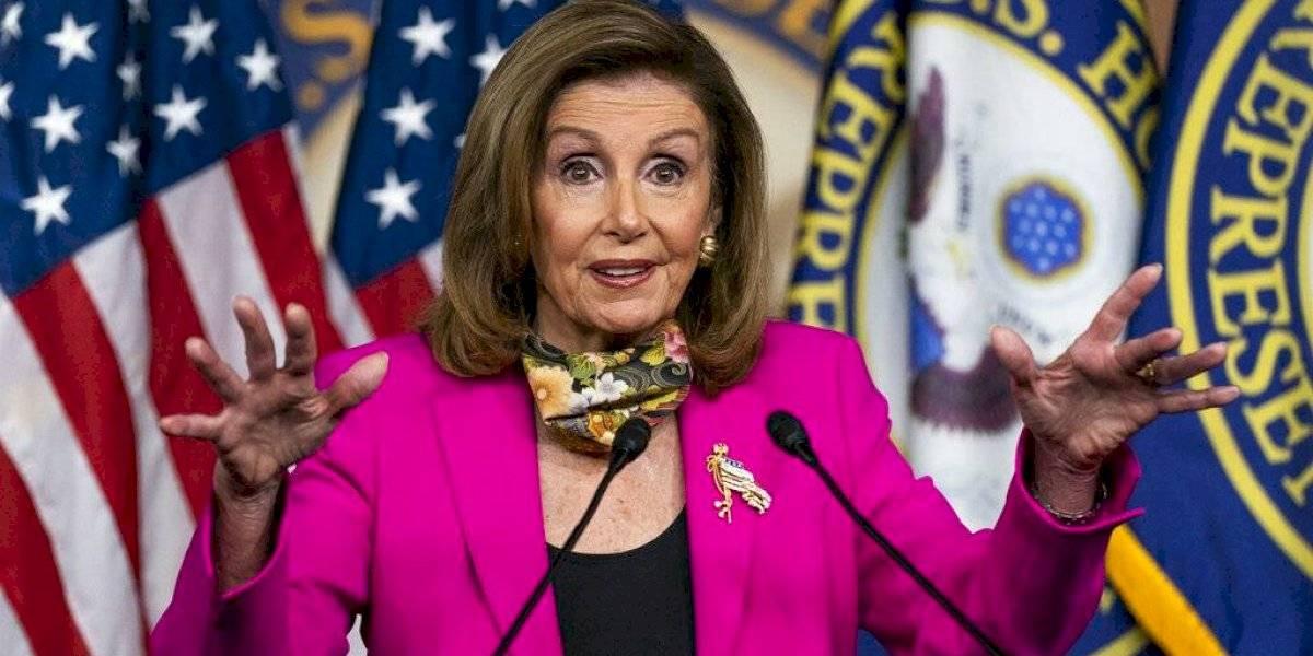 Nancy Pelosi agradece a George Floyd por 'sacrificar su vida' por la justicia