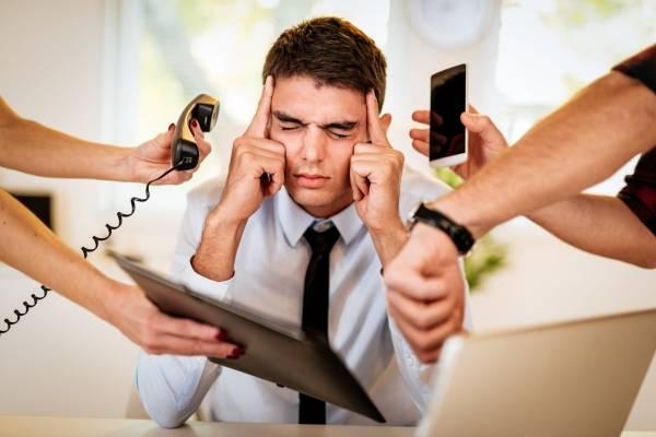 Tecnoestrés y otras patologías aumentan a causa del teletrabajo