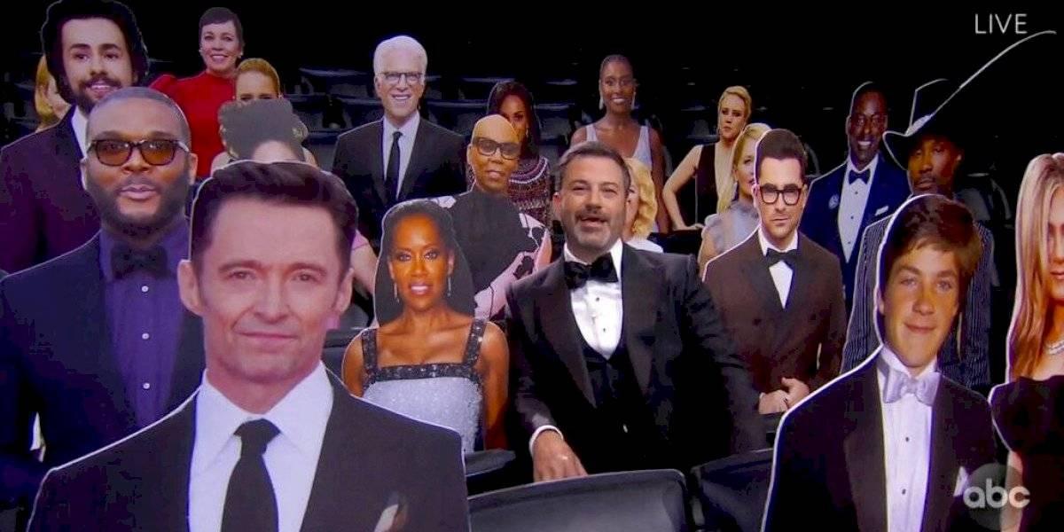 Premios Emmy registran, por tercer año seguido, su peor índice de audiencia