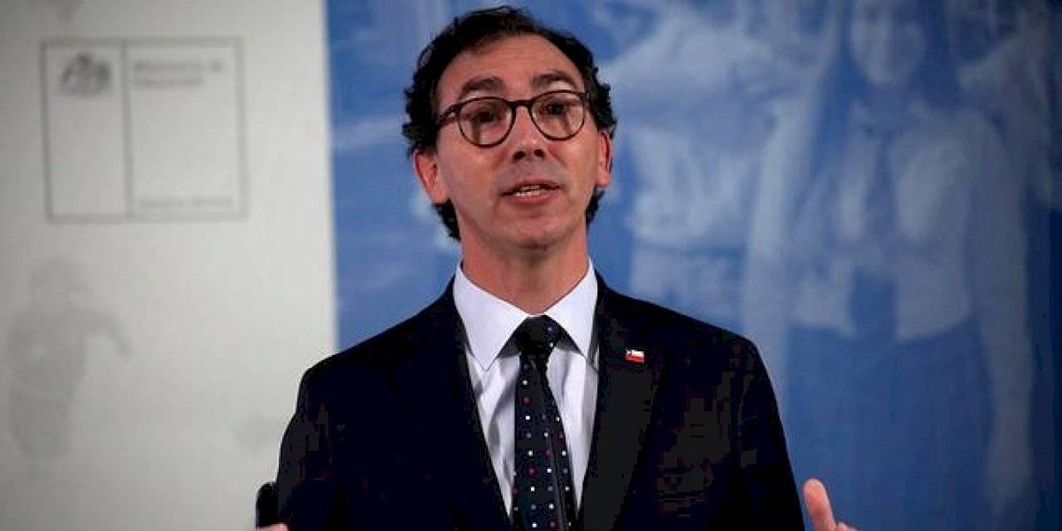"""Ministro Figueroa descarta cierre anticipado del año escolar: """"No existe ninguna posibilidad"""""""