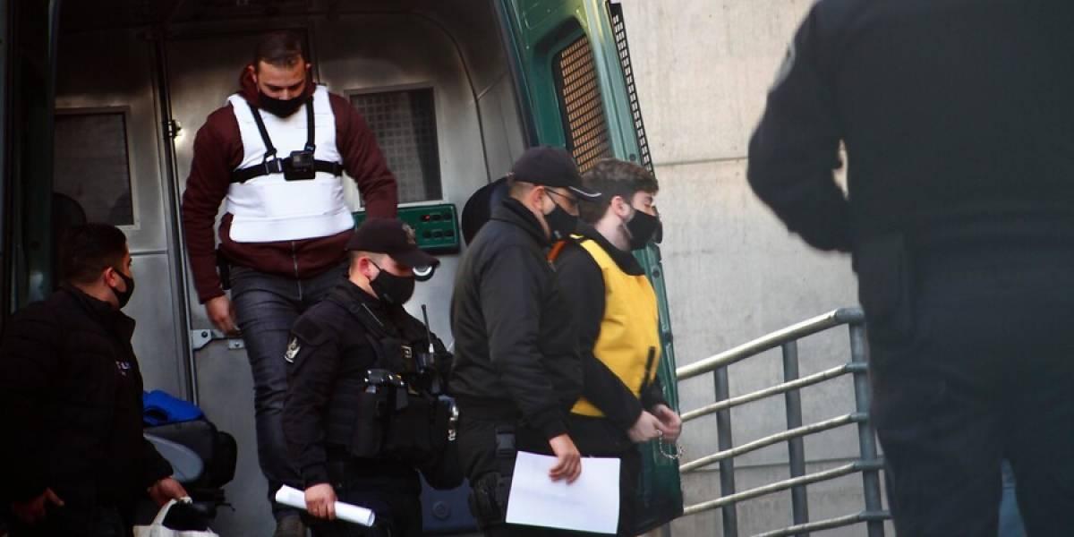 """Corte de Apelaciones mantiene la prisión preventiva para """"Nano"""" Calderón"""