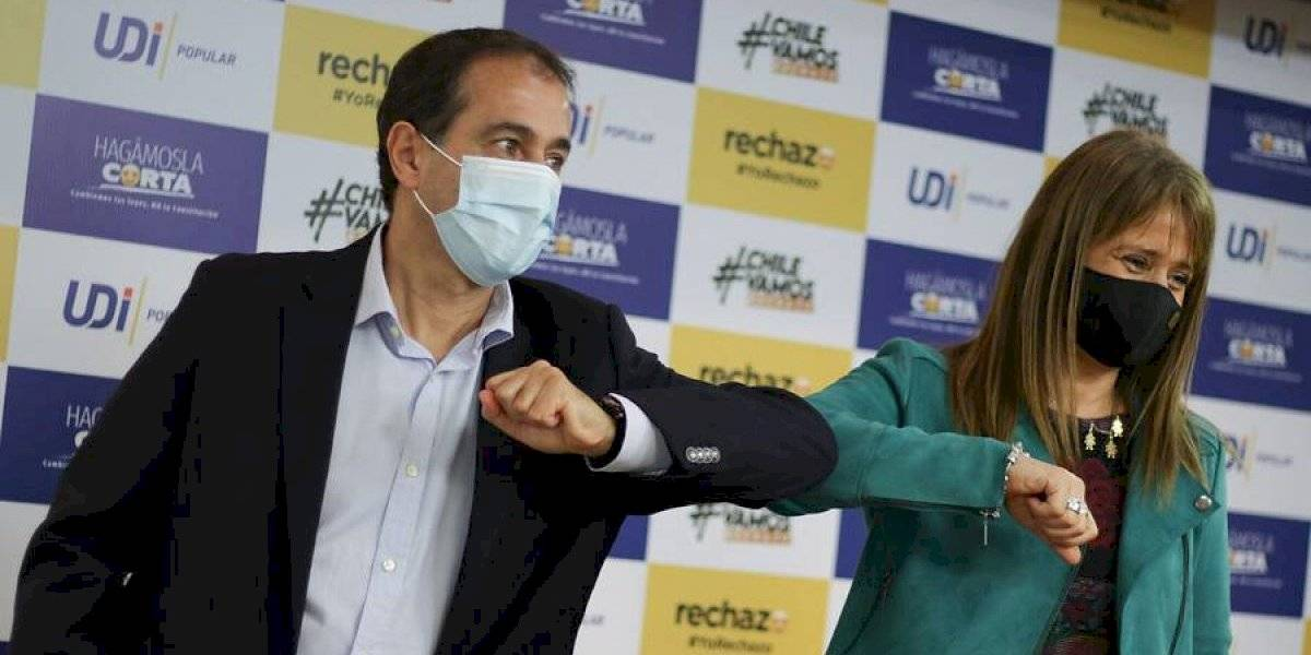 UDI entrega su respaldo a Pablo Zalaquett como candidato a alcalde en Vitacura
