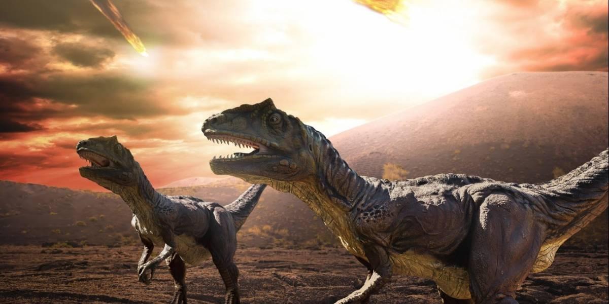 Extinción masiva recién descubierta llevó a los dinosaurios a dominar el mundo