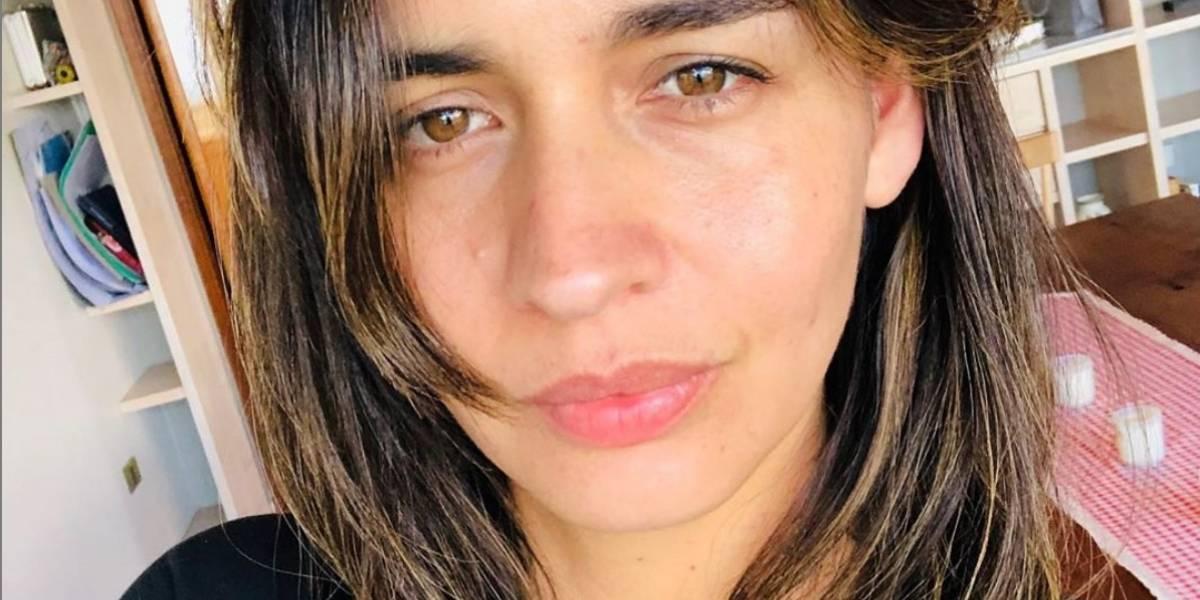"""Paloma Soto se defiende de críticas por su apariencia: """"Qué tiene de malo tener guatita, seguro ustedes no tienen"""""""