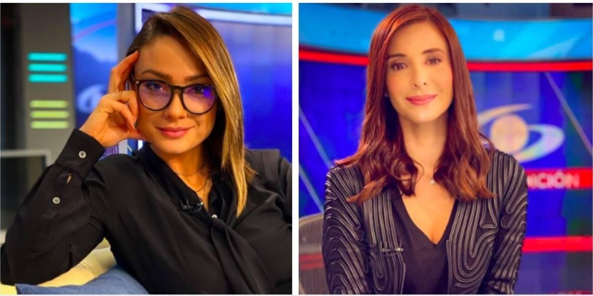 Televidentes le hacen una curiosa exigencia a Alejandra Giraldo tras reemplazar a Mónica Jaramillo