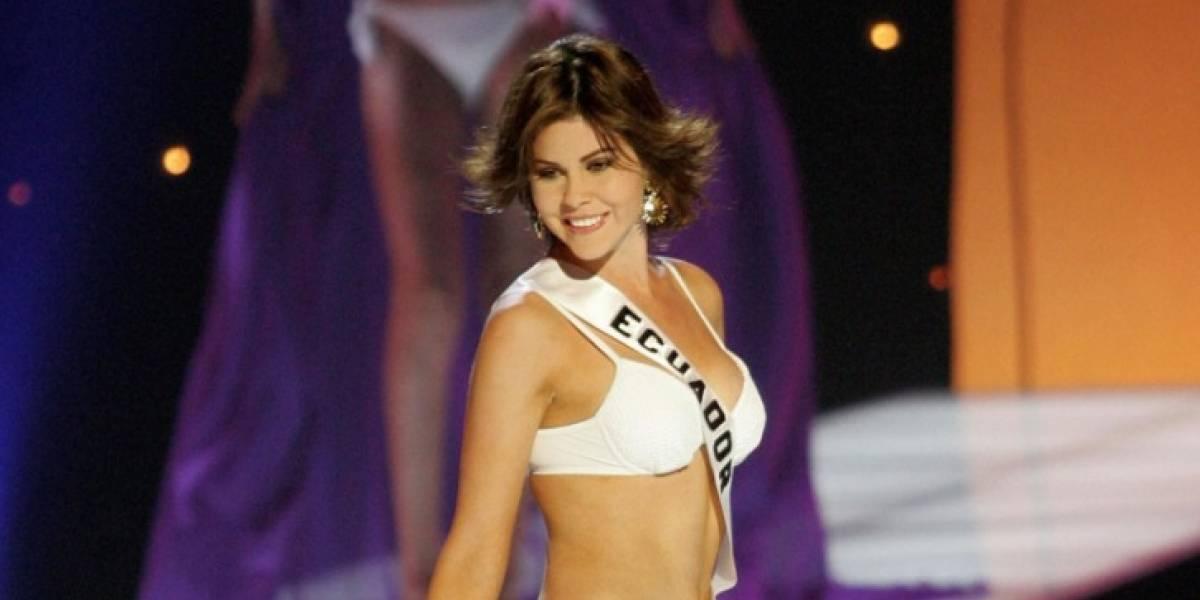 Ximena Zamora, Miss Ecuador 2005, fue localizada en Atacames