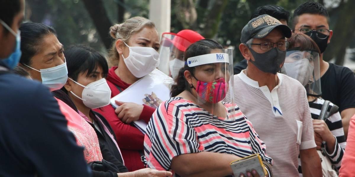 Casos acumulados de coronavirus en México llegan a 705,263; hay 74,348 muertes