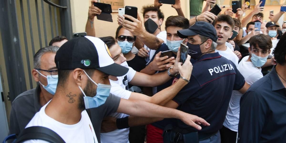 Investigan si Luis Suárez obtuvo la ciudadanía italiana mediante una estafa