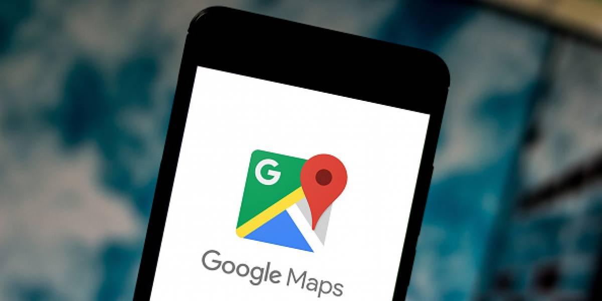 Google Maps mostrará por colores los casos de COVID-19 en sectores