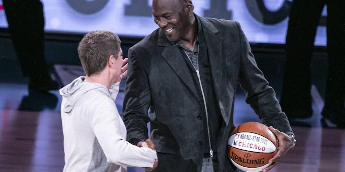Michael Jordan entra a Nascar y aumenta su gran negocio y fortuna