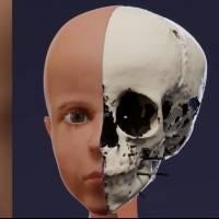 Científicos recrean cómo era el rostro de un niño egipcio a partir de su cuerpo momificado. Noticias en tiempo real