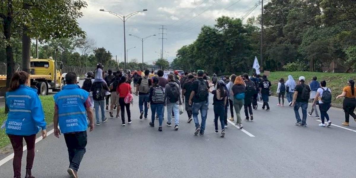 Funcionaria de la Personería de Medellín fue víctima de abuso sexual durante las manifestaciones