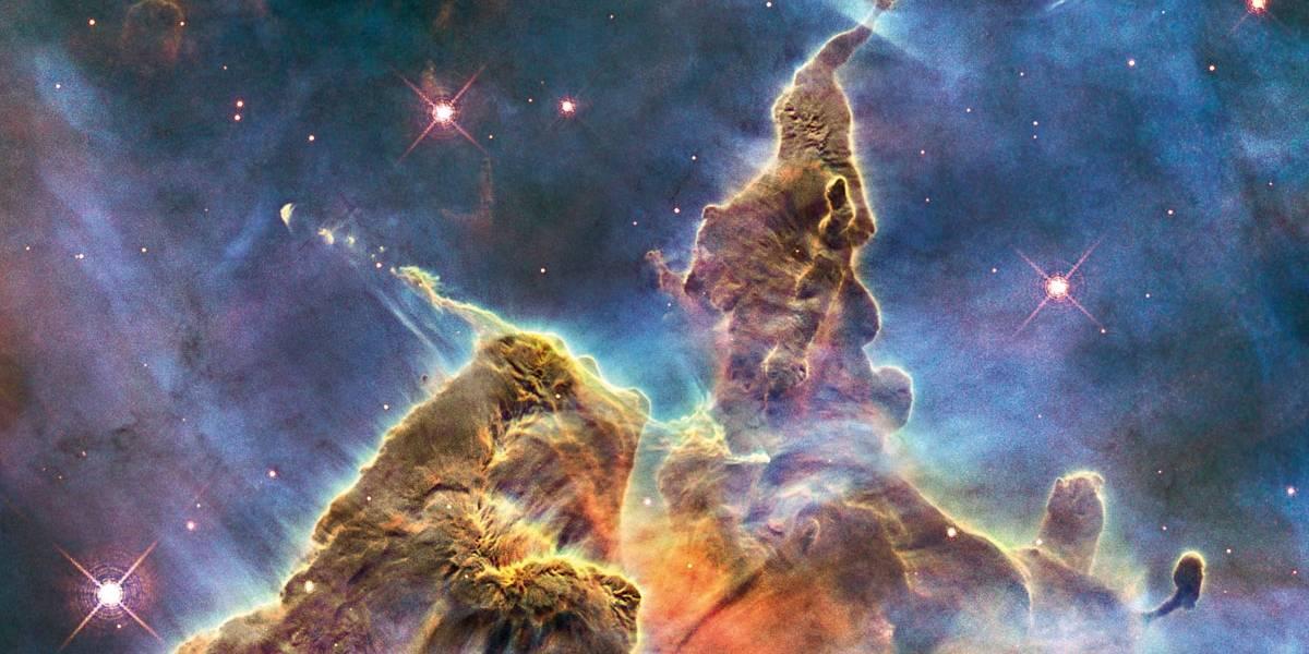¿Hay sonido en el espacio? probablemente no, pero la NASA te muestra como sonarían los Pilares de la Creación