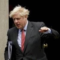 Primer ministro británico presiona a Biden por nuevo acuerdo comercial