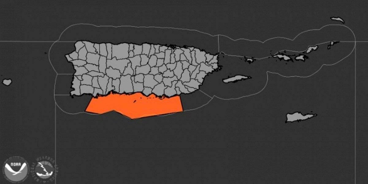 Reportan fuerte tronada desde Guayanilla a Guayama