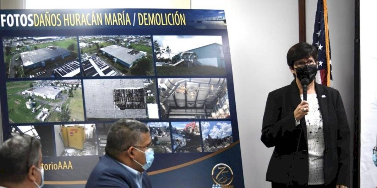 AAA anuncia construcción de nuevo laboratorio en Caguas por $21 millones