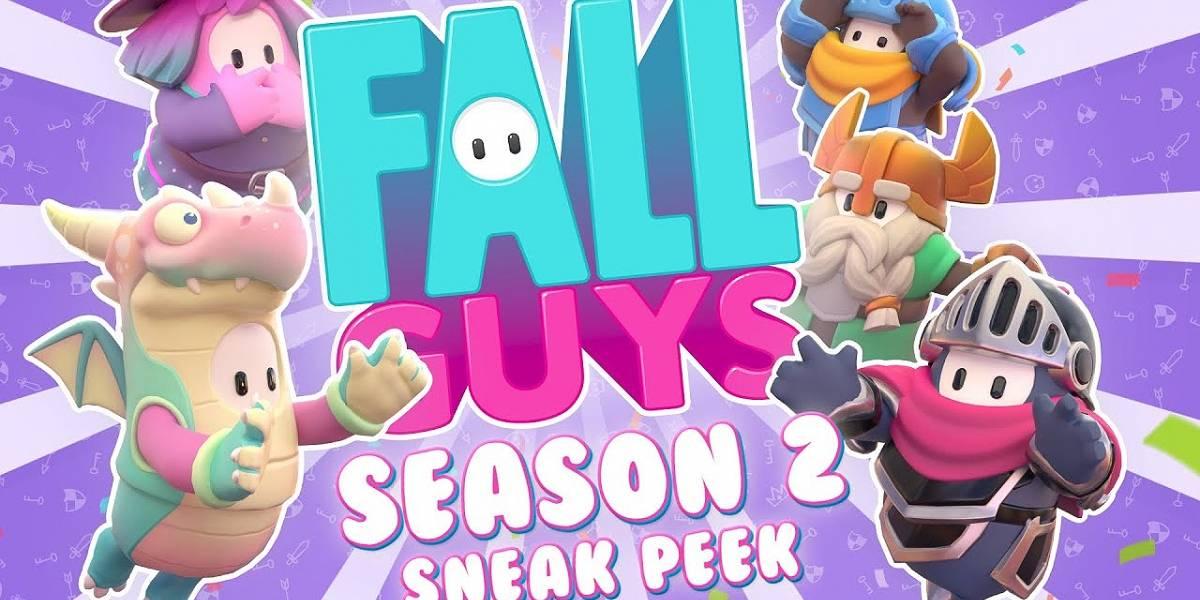 Fall Guys temporada 2: ¿cuándo será su fecha de lanzamiento? Esto es todo lo que sabemos