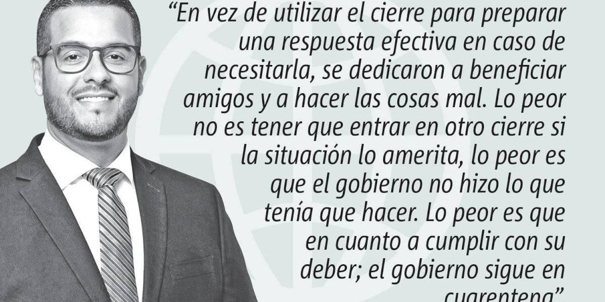 Opinión de Jesús Manuel Ortiz: El gobierno en cuarentena