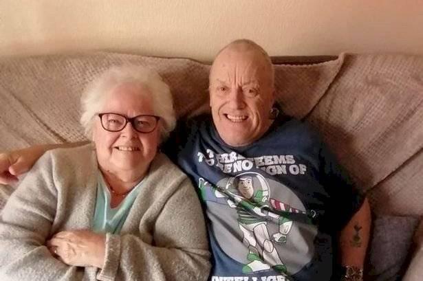 Clive y Brenda