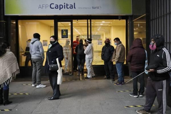 Encuesta: 85% de los afiliados realizaría un segundo retiro desde las AFP
