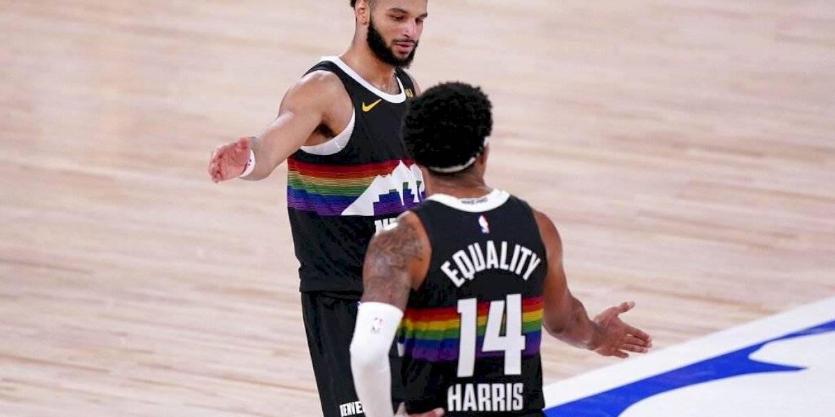 Nuggets derrotan a los Lakers y se acercan a 2-1 en la serie