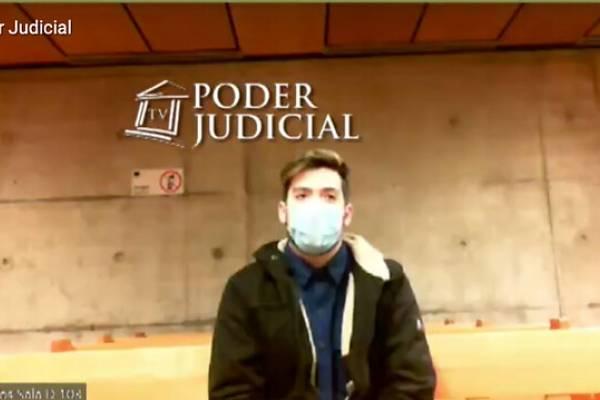 Nano Calderón habría negado realizarse peritajes sobre su peligrosidad