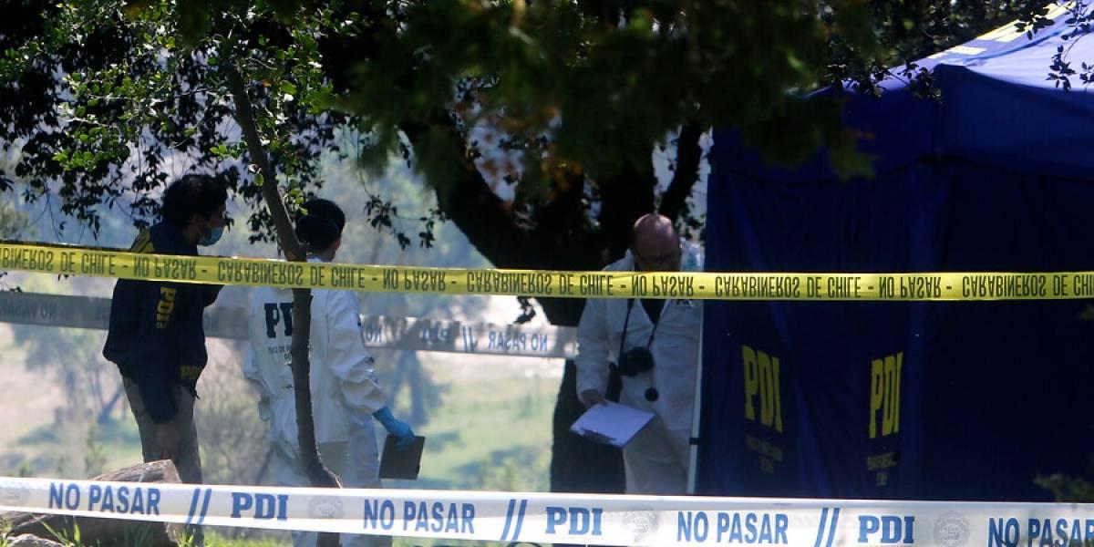 """Curicó: ampliarán detención de imputado en el caso Sara Muñoz y declaró que """"fue un accidente de tránsito"""""""