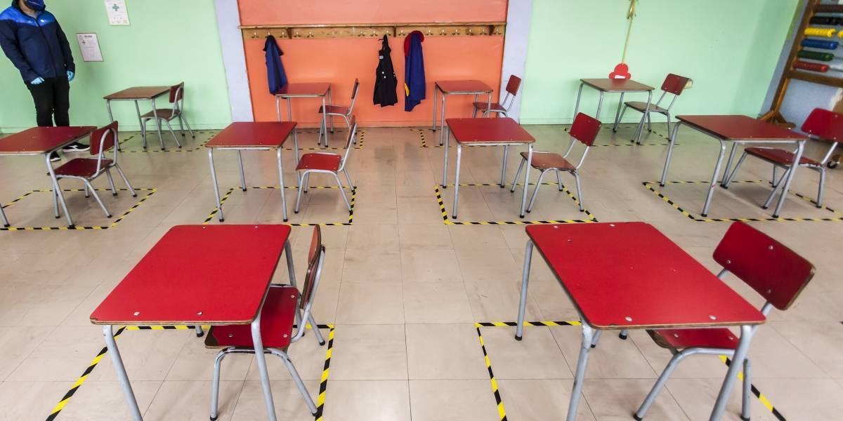 Preparados, listos...este jueves comienzan las clases presenciales en la Región Metropolitana