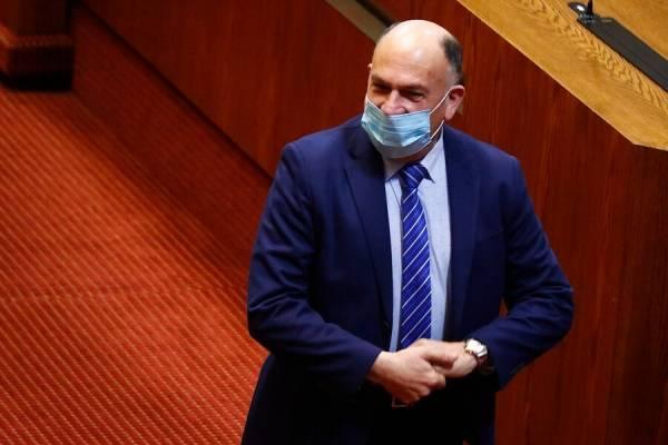 """Diputado Bobadilla será llevado a Comisión de Ética tras preguntar si """"Contraloría es el brazo armado de la narcoizquierda"""""""