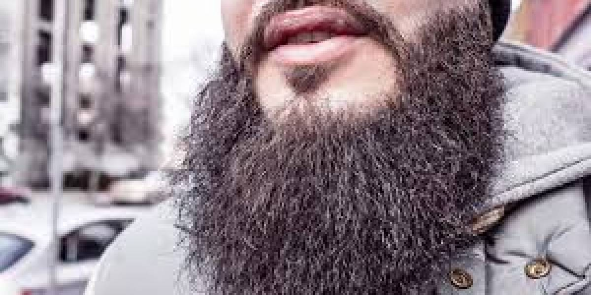Coronavirus: ¿Influyen la barba abundante y el cabello largo en el contagio?