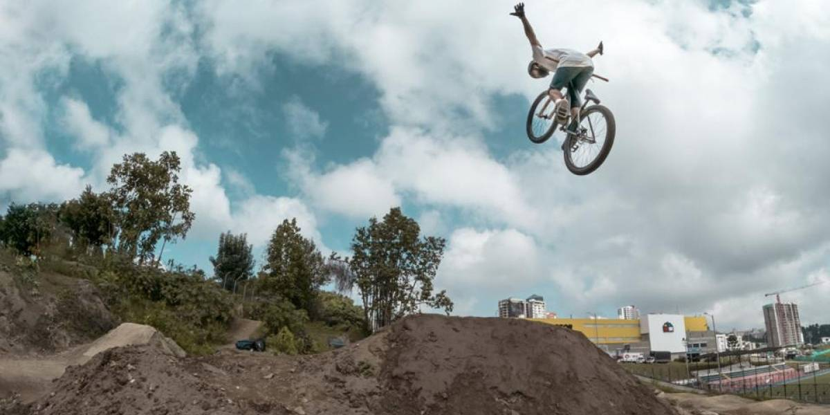 ¡Imperdible! Los mejores representantes del BMX Freestyle se darán cita en el Dirt Jump Live 2020
