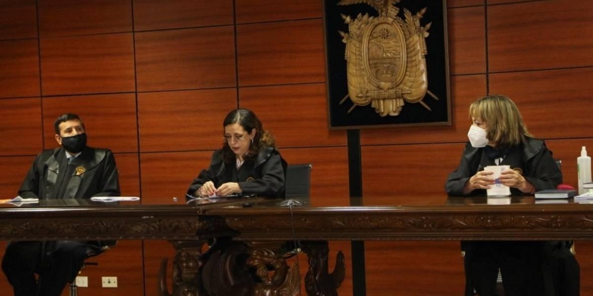 Tribunal niega recurso de apelación del excontralor Carlos Pólit y su hijo; se ratifica la sentencia