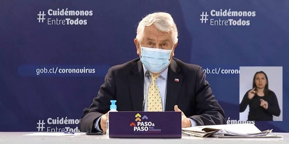 """La enfurecida arremetida del Ministro Paris contra Espacio Público: """"Los desafío a que hagan las acusaciones ante la Justicia"""""""