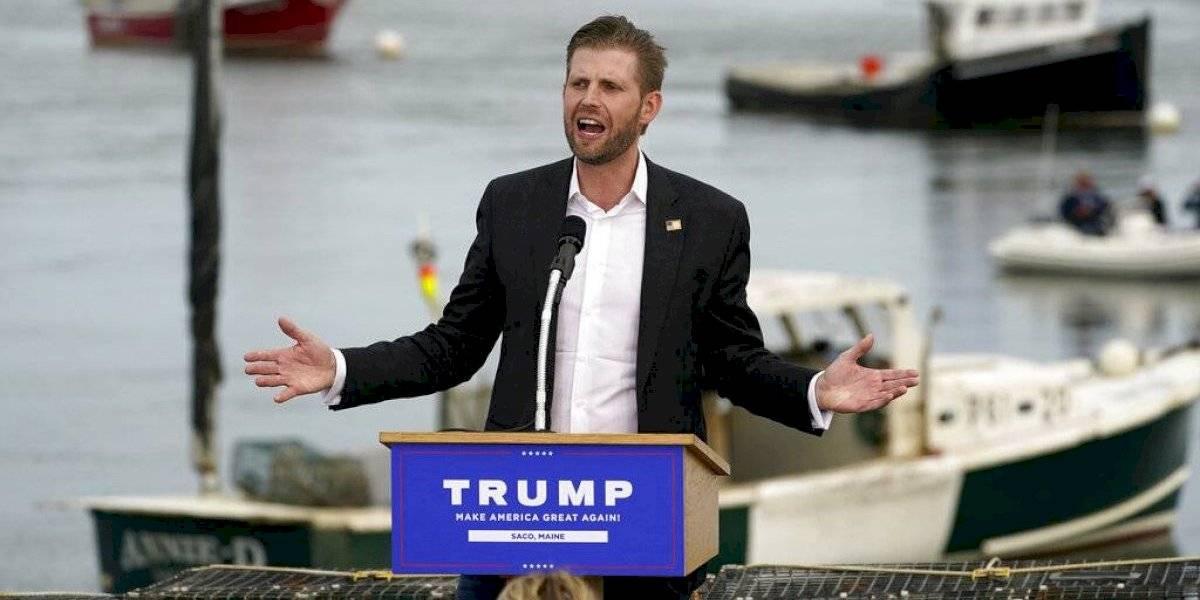 Hijo de Trump deberá testificar antes de las elecciones