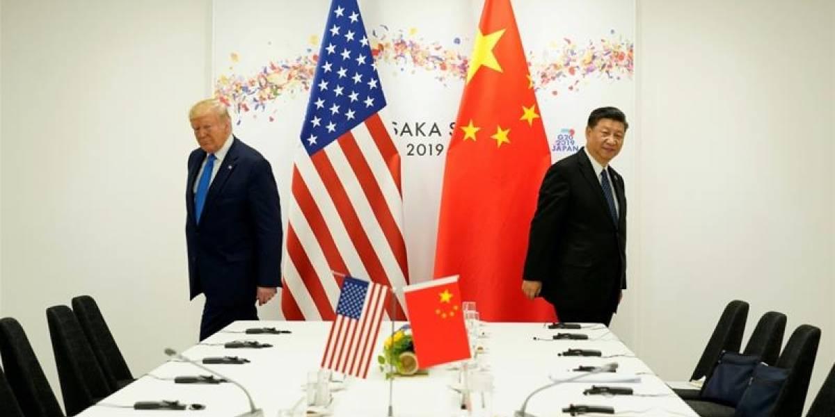 """China critica la """"represión irracional"""" de Estados Unidos a sus compañías"""