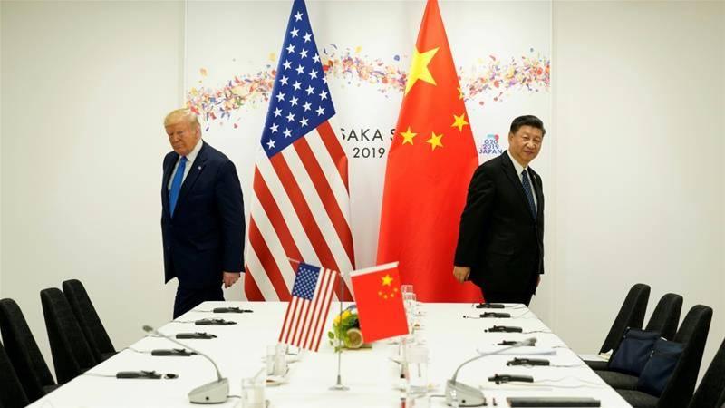 Continúan los roces entre Donald Trump y Xi Jinping.