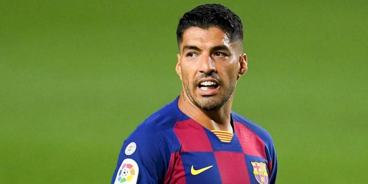 Ya es oficial: Luis Suárez deja Barcelona y llega al Atlético de Madrid